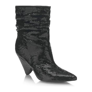 Guess - Nakittan - Bottines à paillettes - noir