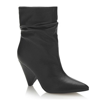 Guess - Nakitta - Bottines en cuir - noir