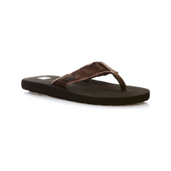 Quiksilver - Monkey Abyss - Chanclas - marrón