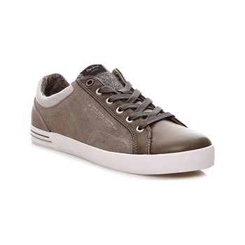 Pepe Jeans Footwear - North Mix - Gympen - grijs