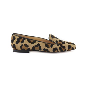 COSMOPARIS - Supper Rouma - Slippers in pelle - stampato