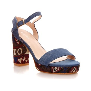 R and Be - Sandales - bleu