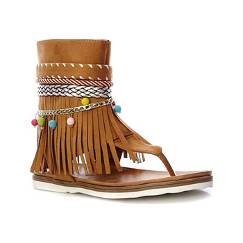 R and Be - Sandales - camel