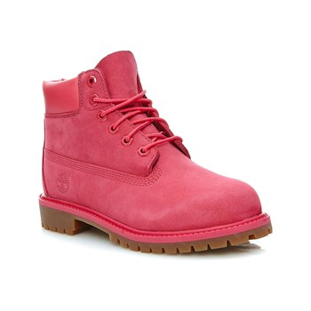 Timberland - 6 In Premium WP - Lederboots - rosa