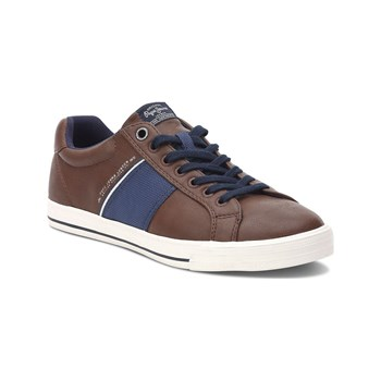 Pepe Jeans Footwear - Coast Winter - Baskets - marron