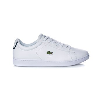 Lacoste - Carnaby Evo - Gympen / Sneakers - wit