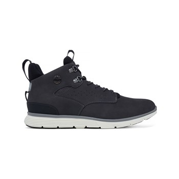 Timberland - Killington Hiker - High Sneakers aus Leder - schwarz