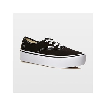 Vans - UA Authentic platform 2.0 - Baskets - noir