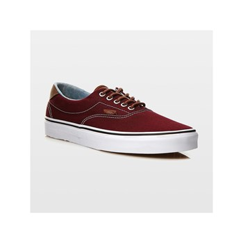 Vans - UA Era 59 - Baskets - rouge