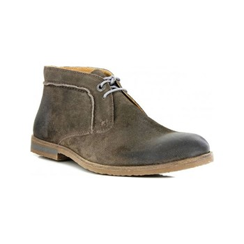 Kickers - Flaval - Chaussures montantes en cuir - marron