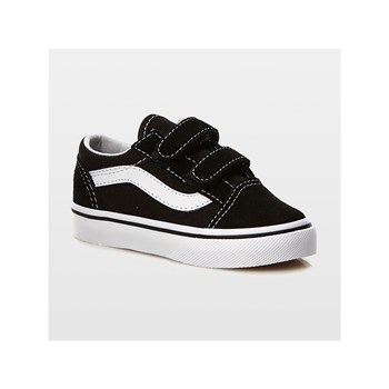 Vans - TD old skool V - Baskets basses - noir