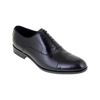 Malatesta - Scarpe Richelieu in pelle - nero