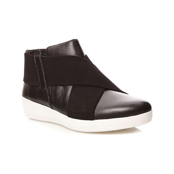 FitFlop - Superflex Ankle Boots - Boots, Bottines - noir