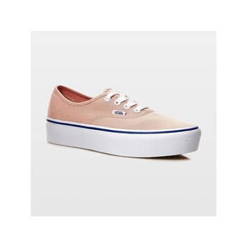 Vans - UA authentic platform 2.0 - Baskets Mode - rose