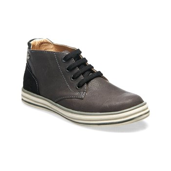 Ikks shoes - Mark - Lederboots - grau