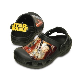Crocs - Star Wars - Sabots - noir
