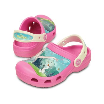 Crocs - FrozenFever - Sabots - rose