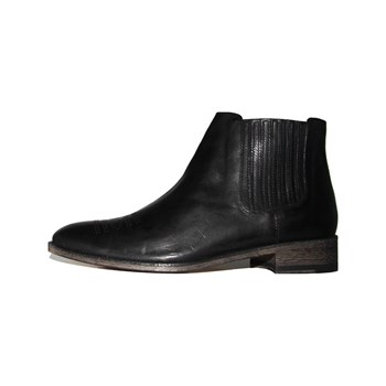 Féron Paris - Chelsea - Bottines en cuir - noir