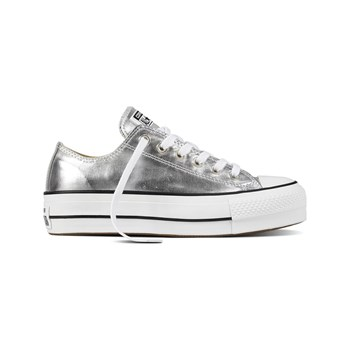 Converse - All star lift - Baskets - argent