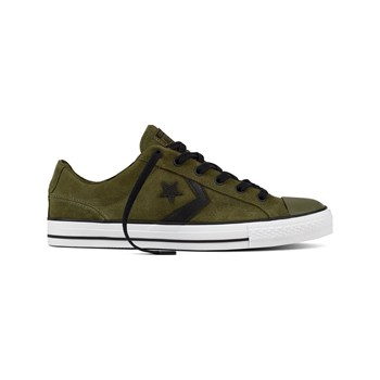 Converse - Player Ox - Sneakers en cuir - kaki