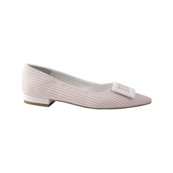 Exclusif Paris - Luana - Ballerines - rose