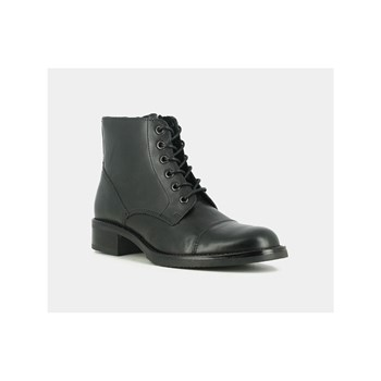 Jonak - Bottines en cuir - noir