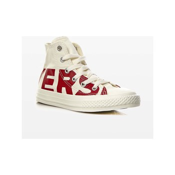Converse - All star hi - Baskets montantes - naturel