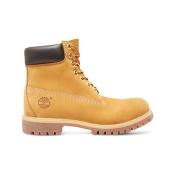 Timberland - Icon 6-Inch Premium Boot BT Wheat - jaune