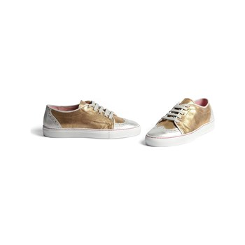 Annabel Winship - Power - Sneakers en daim - bicolore