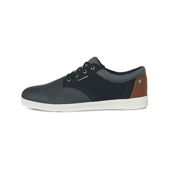 Jack & Jones - Gaston - Baskets basses - anthracite