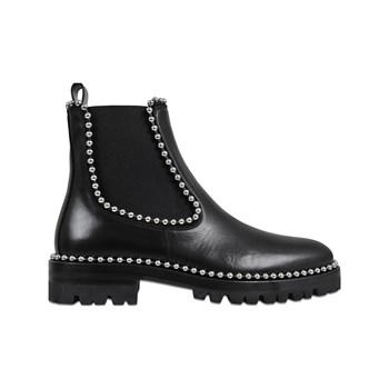 Alexander Wang - Spencer - Bottines en cuir - noir