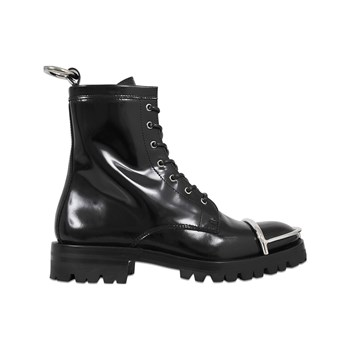Alexander Wang - Lyndon - Bottines en cuir - noir