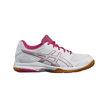 Asics - Gel rocket 8 - Zapatos de deporte - blanco