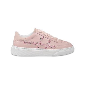 Hogan - H 340 - Sneakers en cuir - rose
