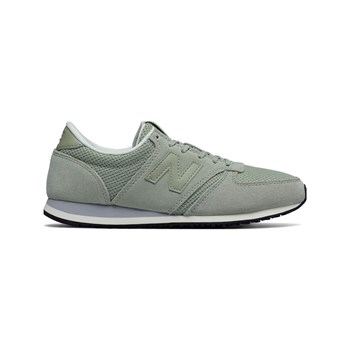 New Balance - WL420 - Sneakers in pelle - argento