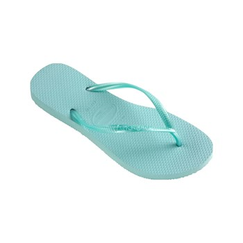 Havaianas - Slim - Tongs - bleu clair