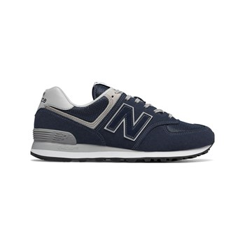 New Balance - ML574 - Sneakers in pelle - nero