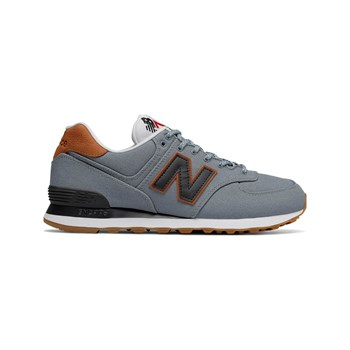 New Balance - ML574 - Scarpe da tennis, sneakers - ardesia