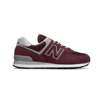 New Balance - ML574 - Sneakers in pelle - bordeaux