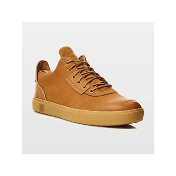 Timberland - Amherst High Top Chukka - Baskets en cuir - camel