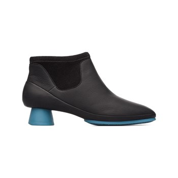 Camper - Alright - Bottines en cuir - noir