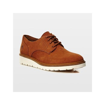 Timberland - Ellis Street Lace Up - Leren derbies - camel