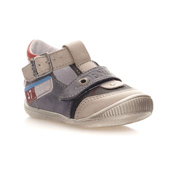Gbb - Paul - Ballerines - gris