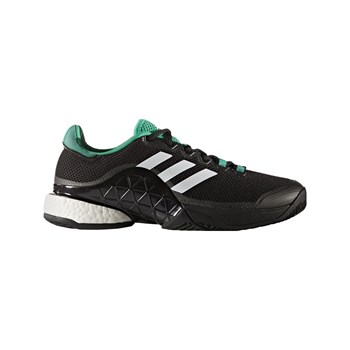 adidas Performance - Barricade 2017 boost - Chaussures de tennis - noir