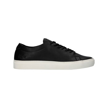 Lacoste - L.12.12 UNLINED 118 1 - Sneakers in pelle - nero