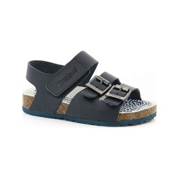 Kickers - Magination - Sandalias - azul marino