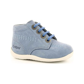 Kickers - Billy - Stiefeletten - blau