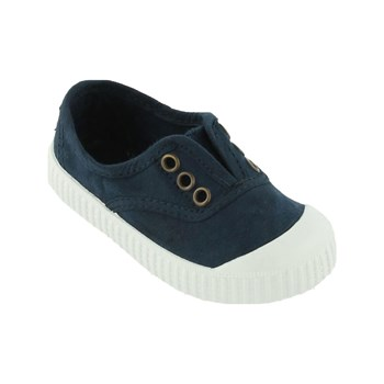Victoria - Lona - Low Sneakers - blau