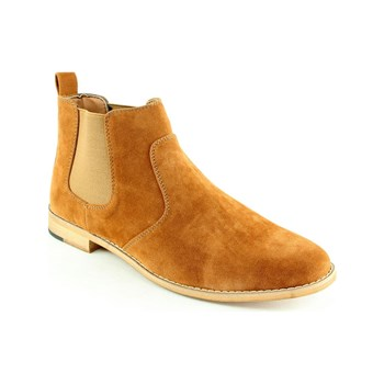 Uomo - Boots, Bottines - camel