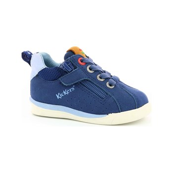 Kickers - Chicago BB - Baskets - bleu marine